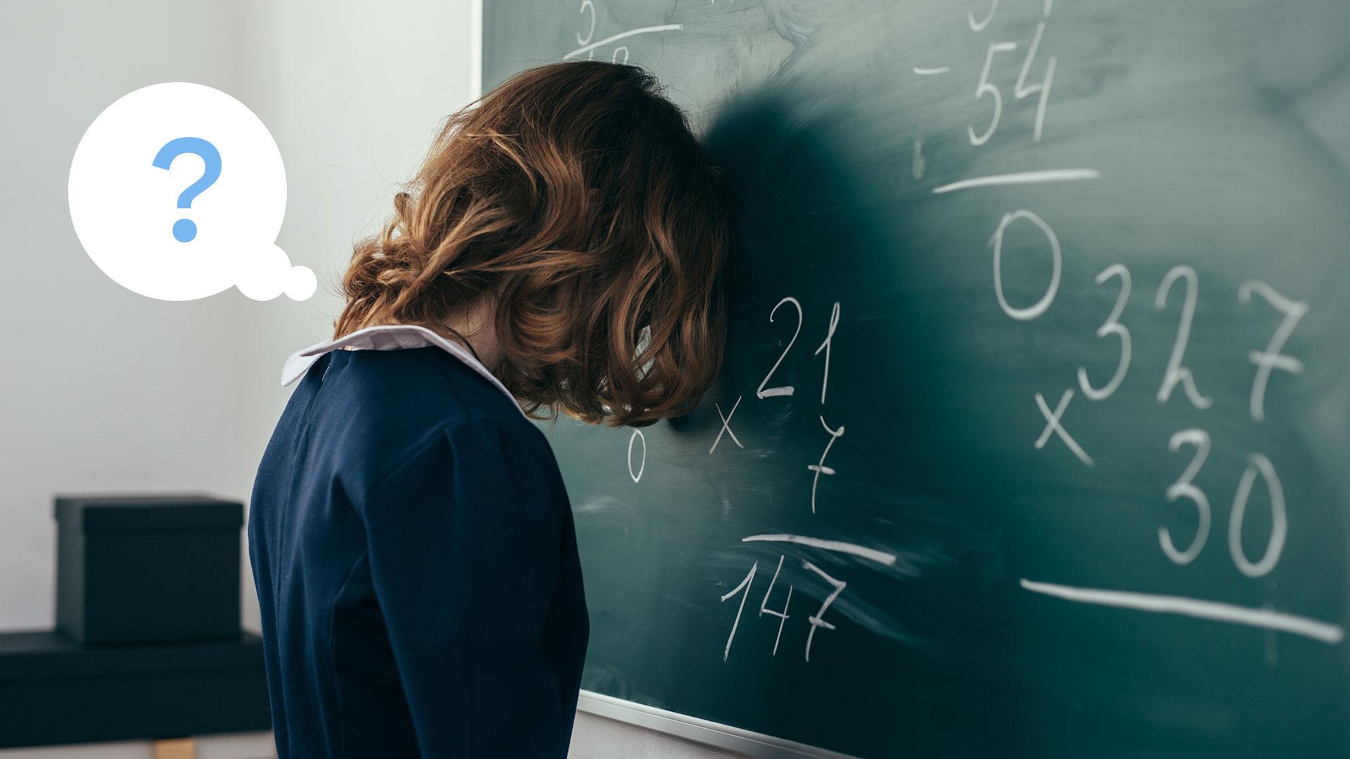 Symbolbild: Fünf Mathe-Tipps für mehr Erfolg im Mathe-Unterricht