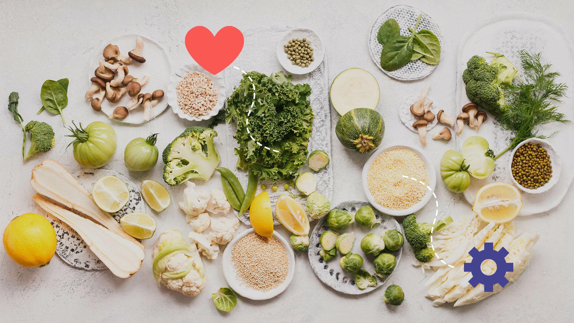 Symbolbild: Die richtige Ernährung im Schulalltag