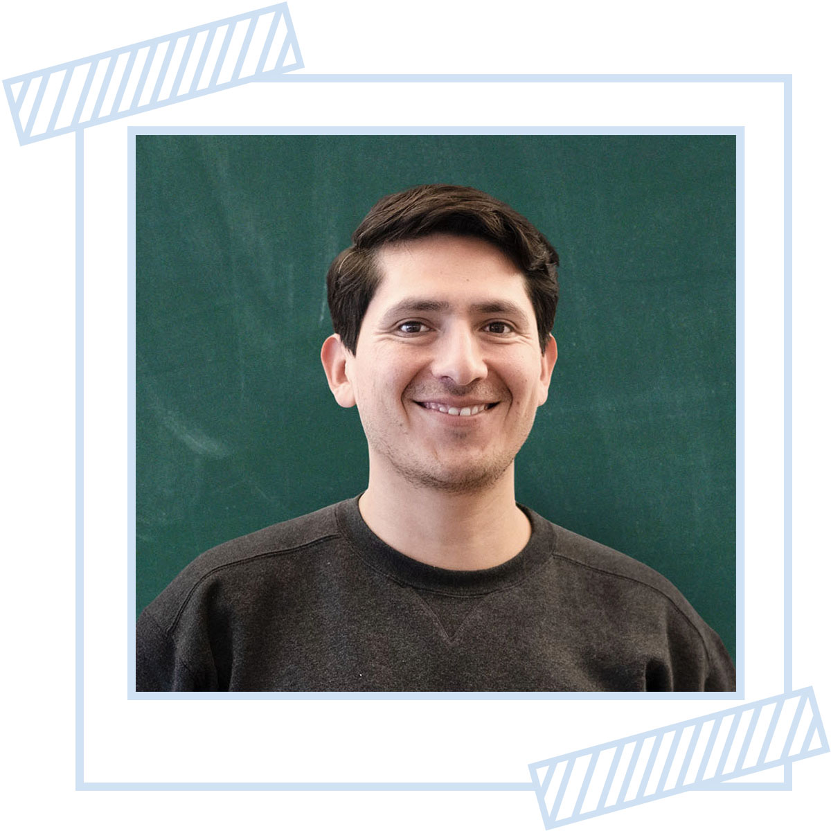 Schlaufux Teammitglied Andrés