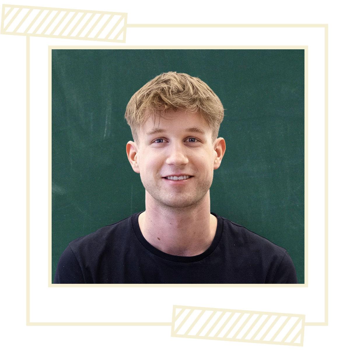Schlaufux Teammitglied Jonas Fehlmann