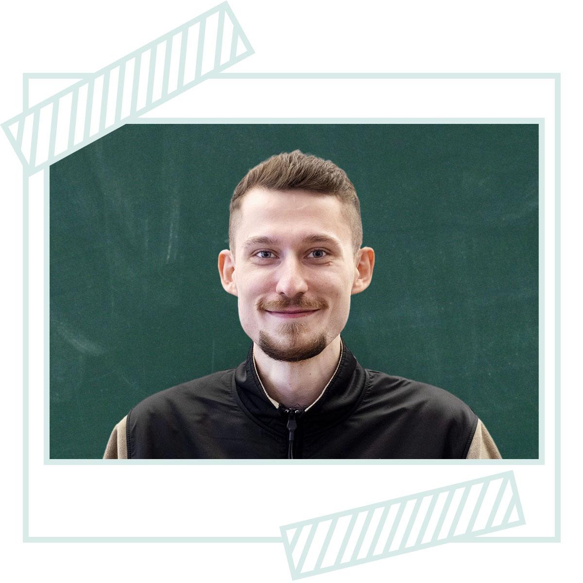 Schlaufux Teammitglied Petrit