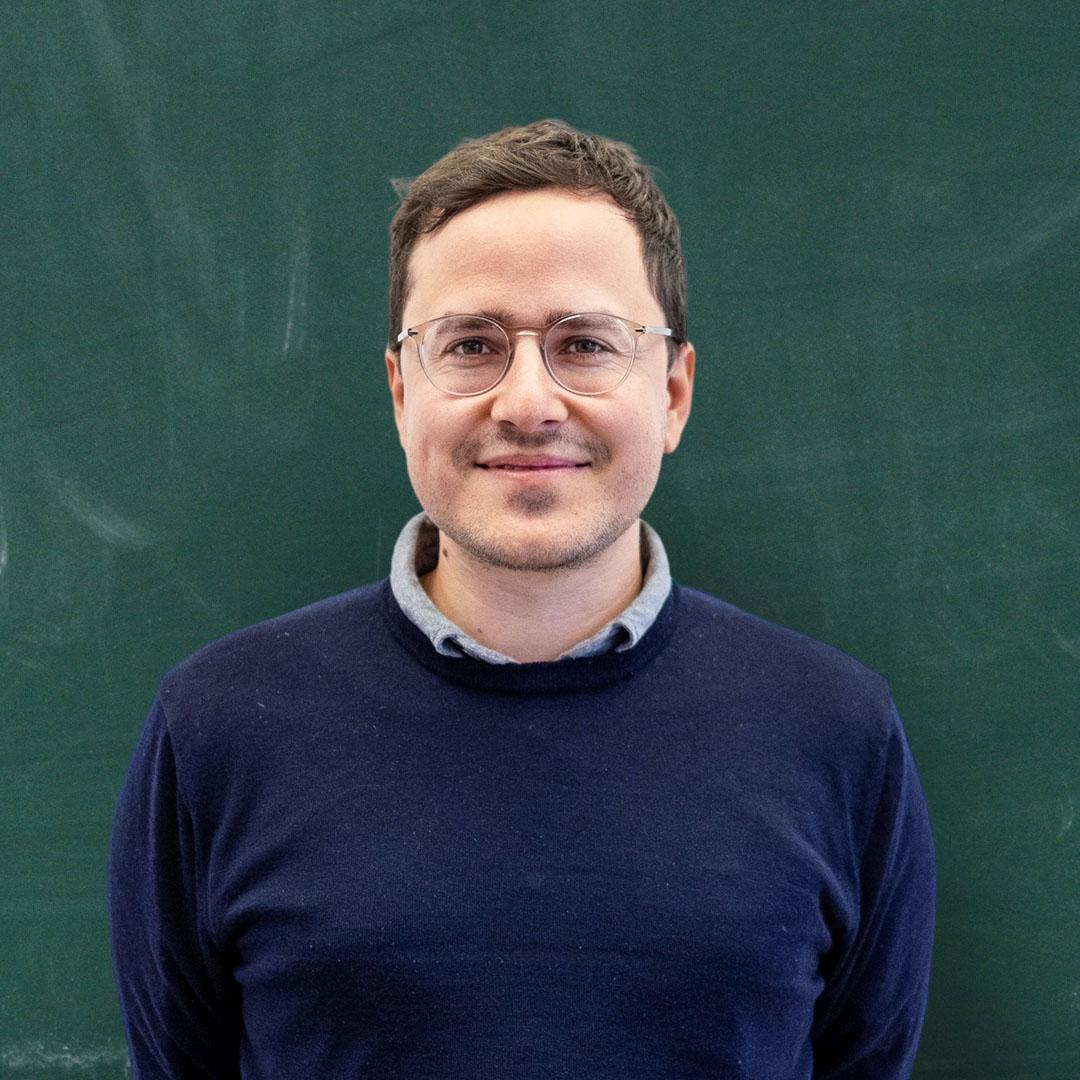 Dr. Christian Marty, Gründer von Schlaufux