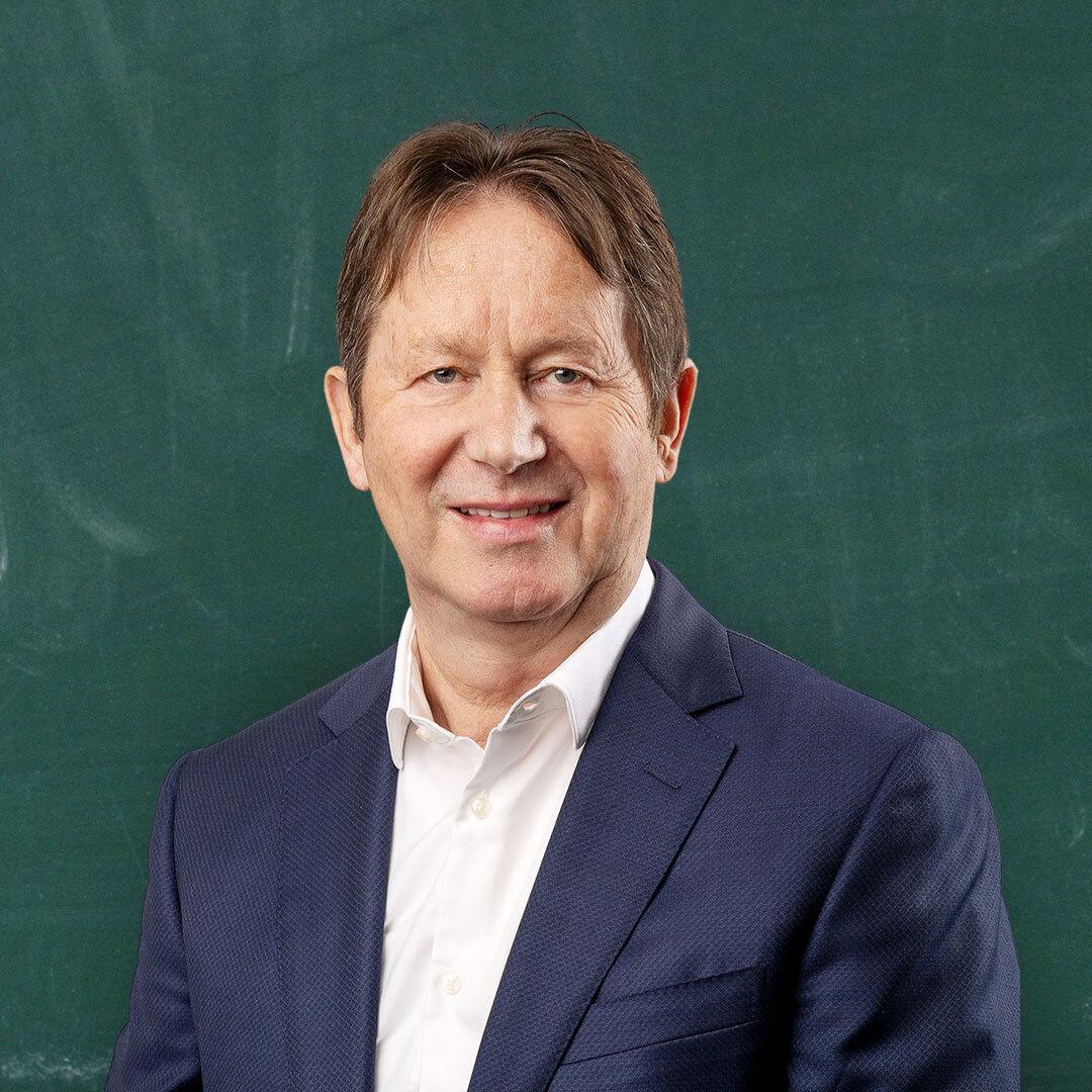 Schlaufux Mitglied des Verwaltungsrates Hans Fehlmann