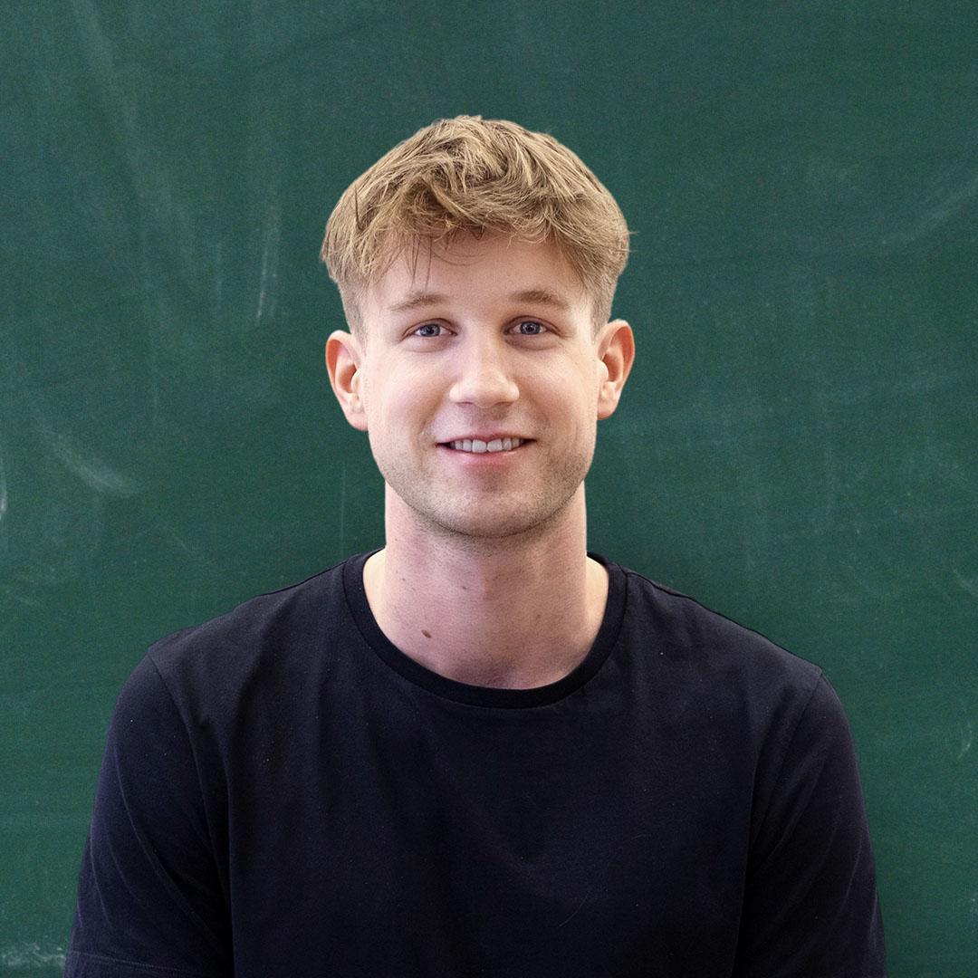 Jonas Fehlmann, Gründer von Schlaufux