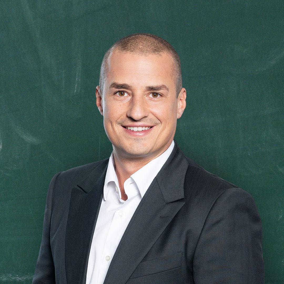 Schlaufux Verwaltungsratspräsident Dario Fazlic